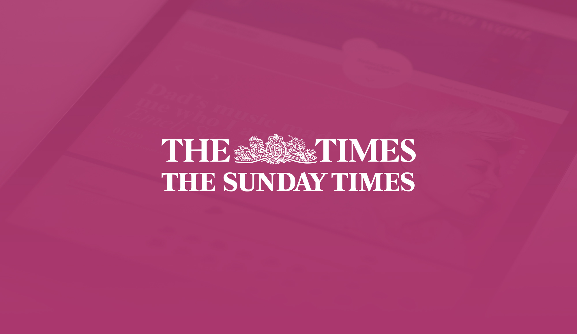 Work — The Times